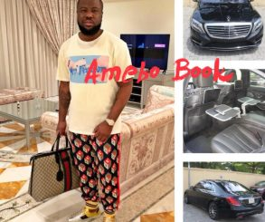 Hushpuppi Mocked For Advertising Car For Sale
