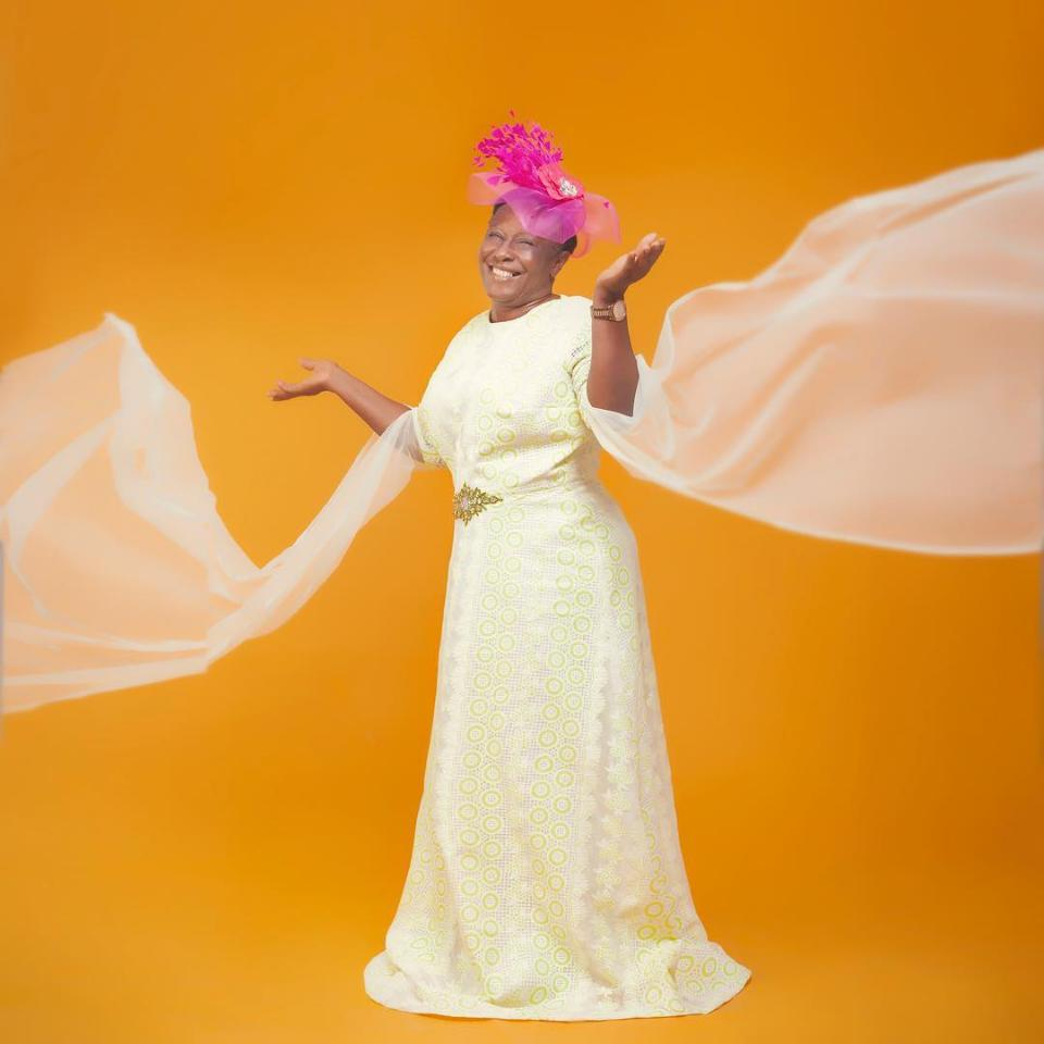 Patience Ozokwor Celebrates Her Birthday With Stunning Photos