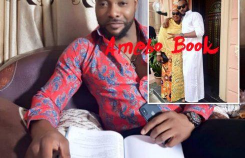 Bolanle Ninalowo Shares Sweet Photo Of His Mother