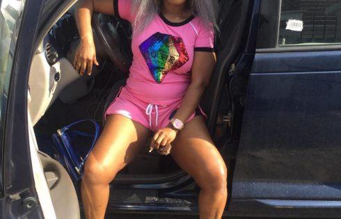 Halima Abubakar Criticized For Weight Loss