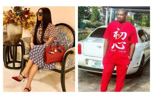 Don Jazzy Reveals To Toke Makinwa She's The Complete One