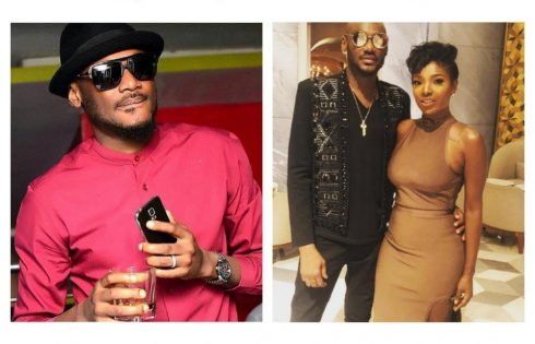 2Baba Praises Annie Idibia As He Enters #MamaDiMama