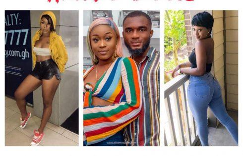 I Am So Lucky To Have You — Efia Odo Tells Kweku Reveloe