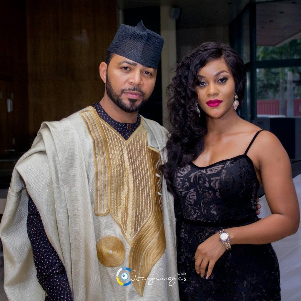 Ramsey Nouah Looks Dapper In Agbada