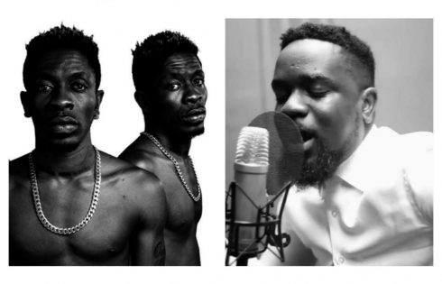Sarkodie's My Advice Diss Track To Shatta Wale