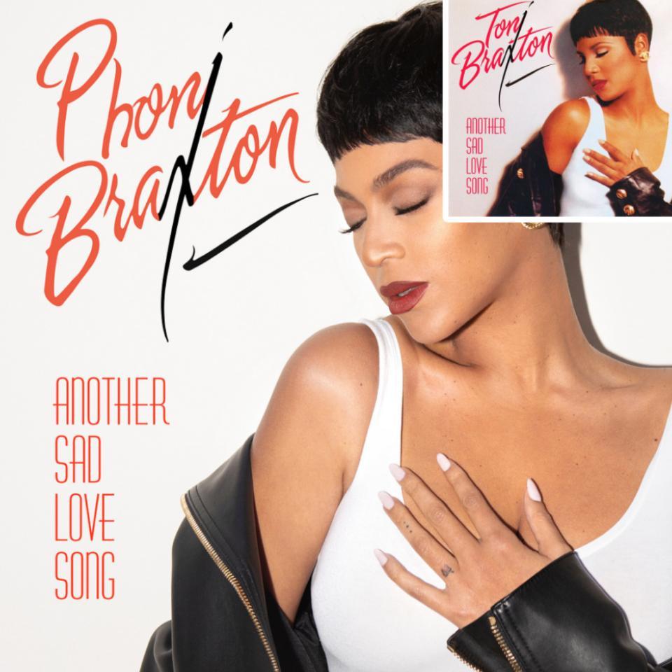 Beyonce Recreates Toni Braxton's 1993 Album Cover