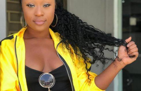 Efia Odo Warns Kweku Revloe About Dumping Her