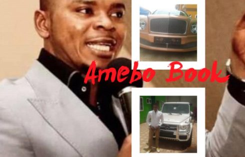 Obinim Buys Brand New Rolls Royce Ghost And G-Wagon