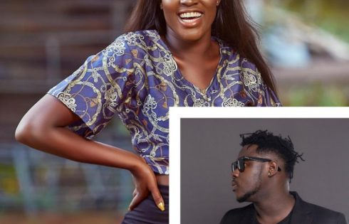 Medikal Shares Clip Of Fella Makafui Cooking
