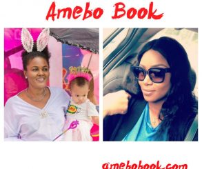 Yvonne Nelson Tells Her Mother She's Still Her Number 1