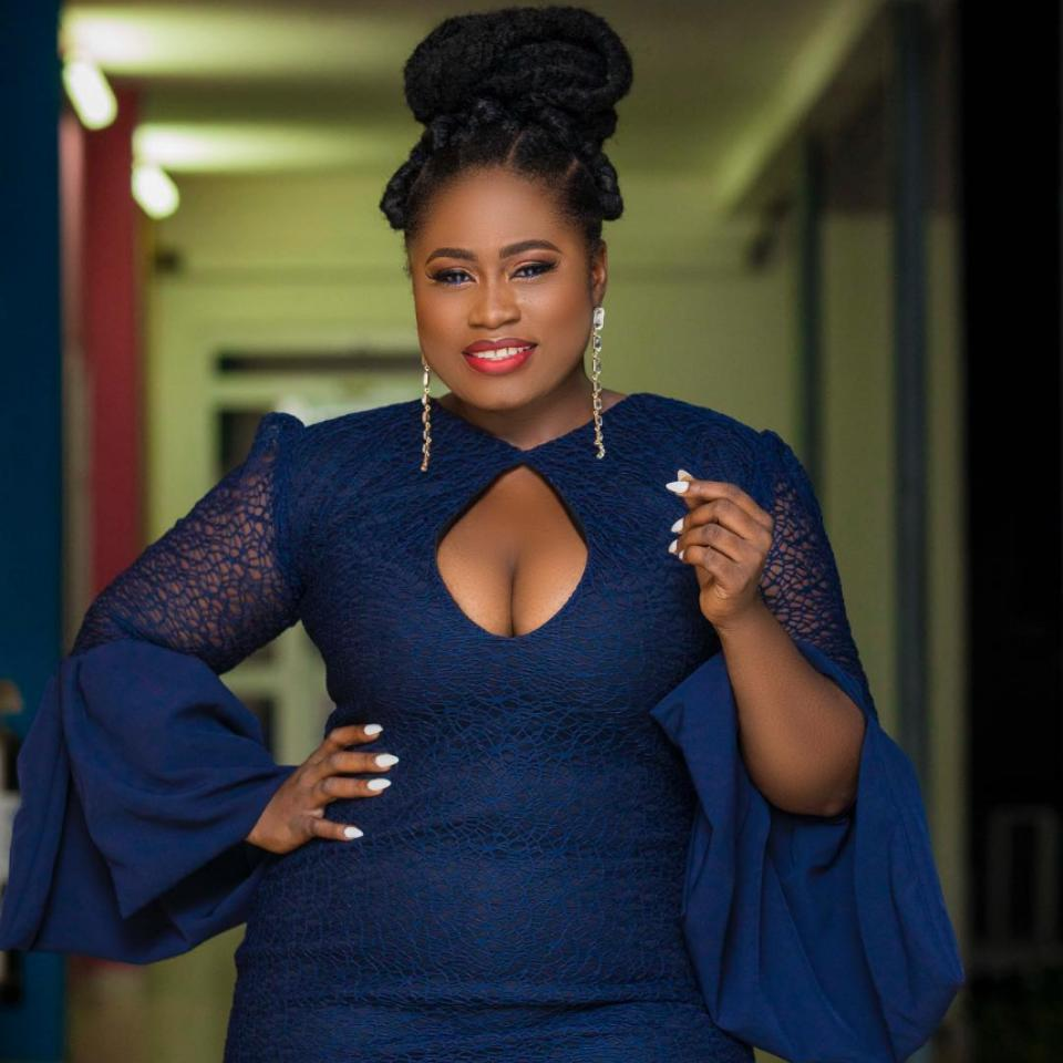 Lydia Forson Warns Those Pretending To Be Needy