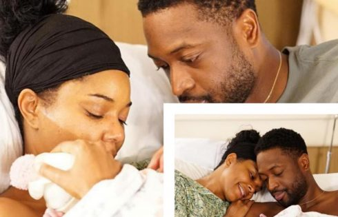 Gabrielle Union And Dwyane Wade Welcome Baby Girl