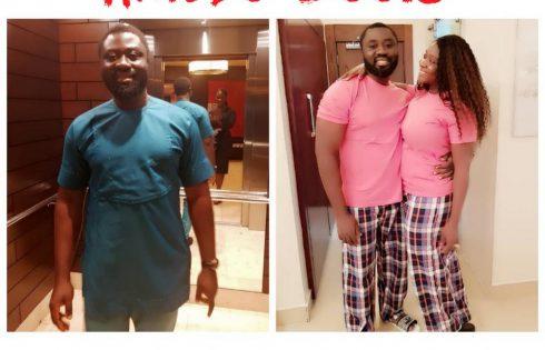 Mercy Johnson Is My True Reflection — Prince Odi Okojie