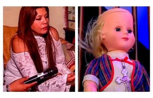 Woman Claims Her Jealous Possessed Doll Attacked Her Boyfriend