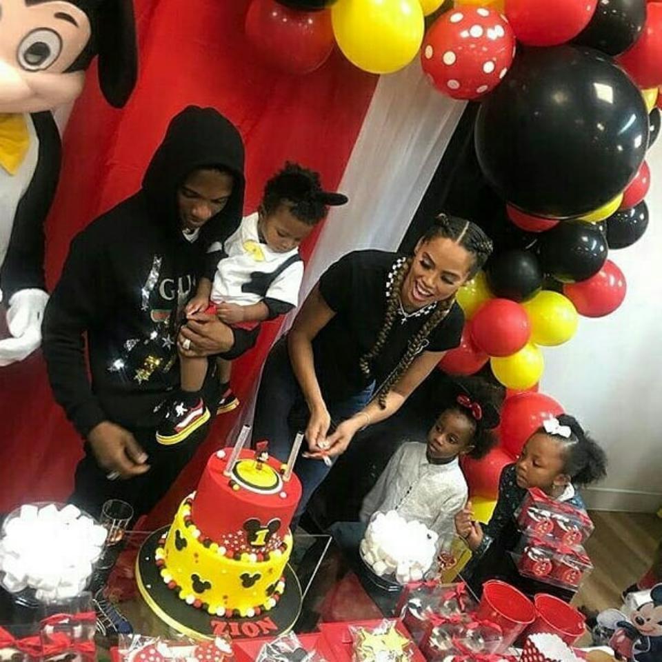Zion Ayo-Balogun Mickey Mouse Themed Birthday Party