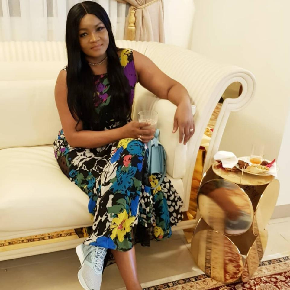 True Love Will Find You — Omotola Jalade