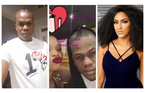 Iceberg Slim New Girlfriend