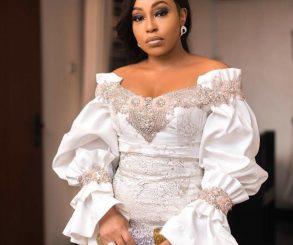 Rita Dominic's Phone Number Leaked By Instagram Hacker