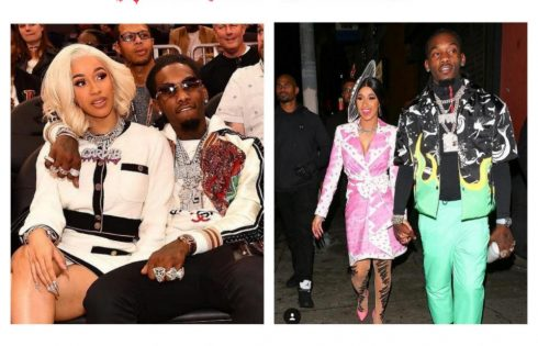I'll suck ya d*** right thruu this phone — Cardi B Tells Offset