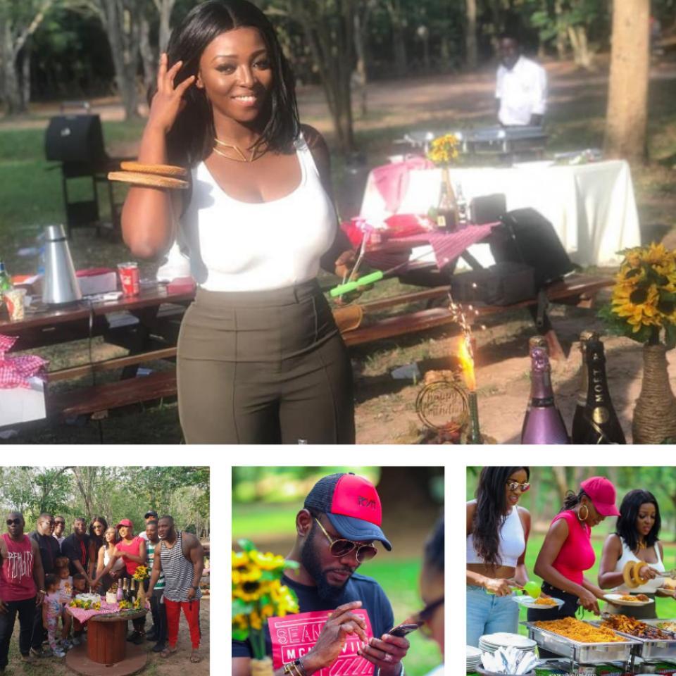 Yvonne Okoro Birthday Picnic