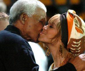 Beyonce Pens Letter Of Gratitude To Nelson Mandela