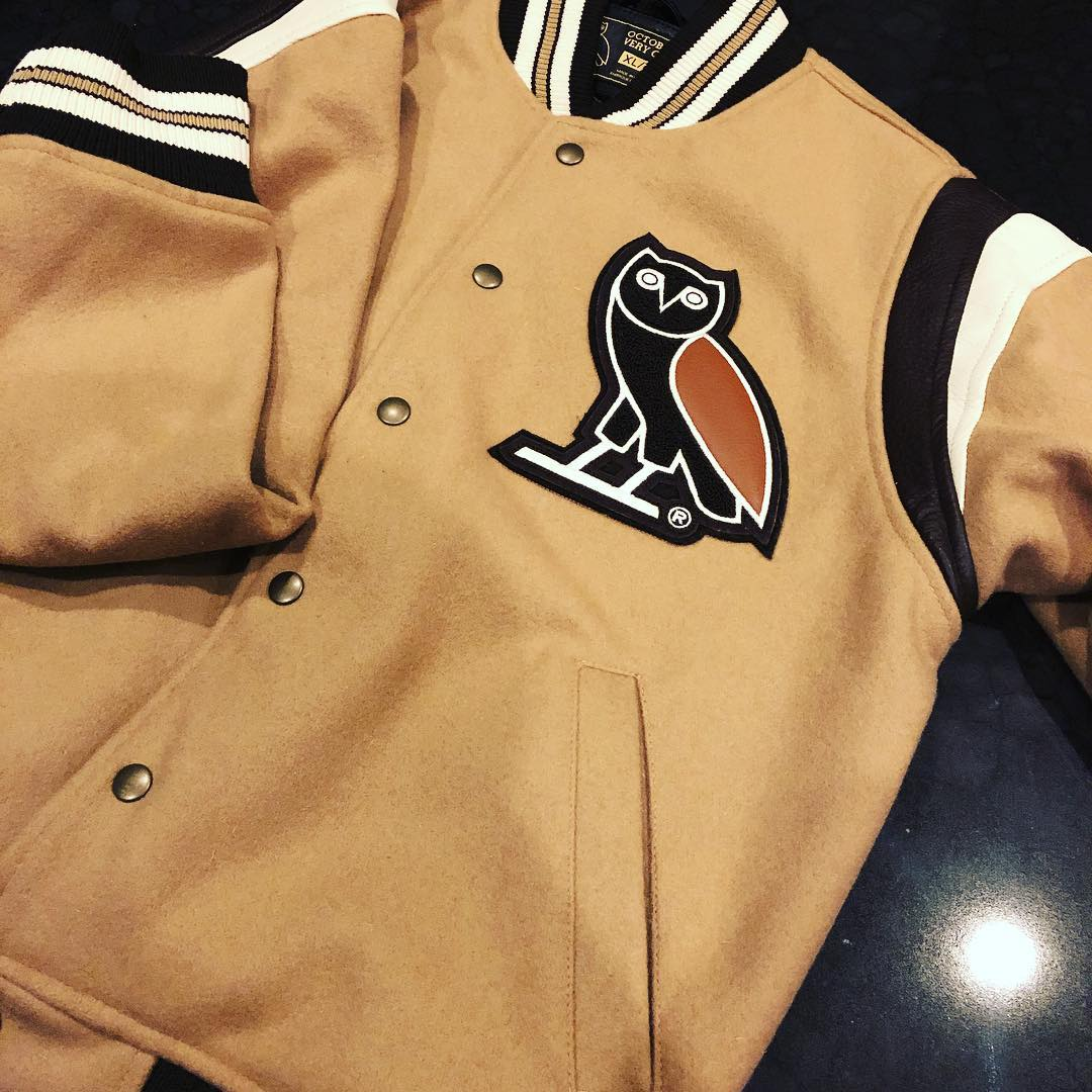 Drake Gifts Chris Brown With OVO Gear (3)