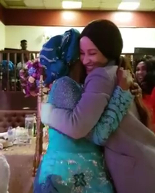 Moment Adesua Etomi Surprised Her Mum On Her 60th Birthday (7)