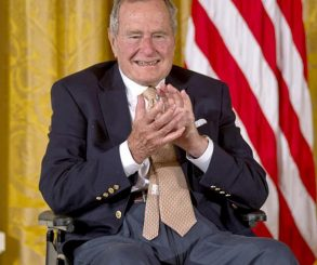 George H.W. Bush Dies Aged 94
