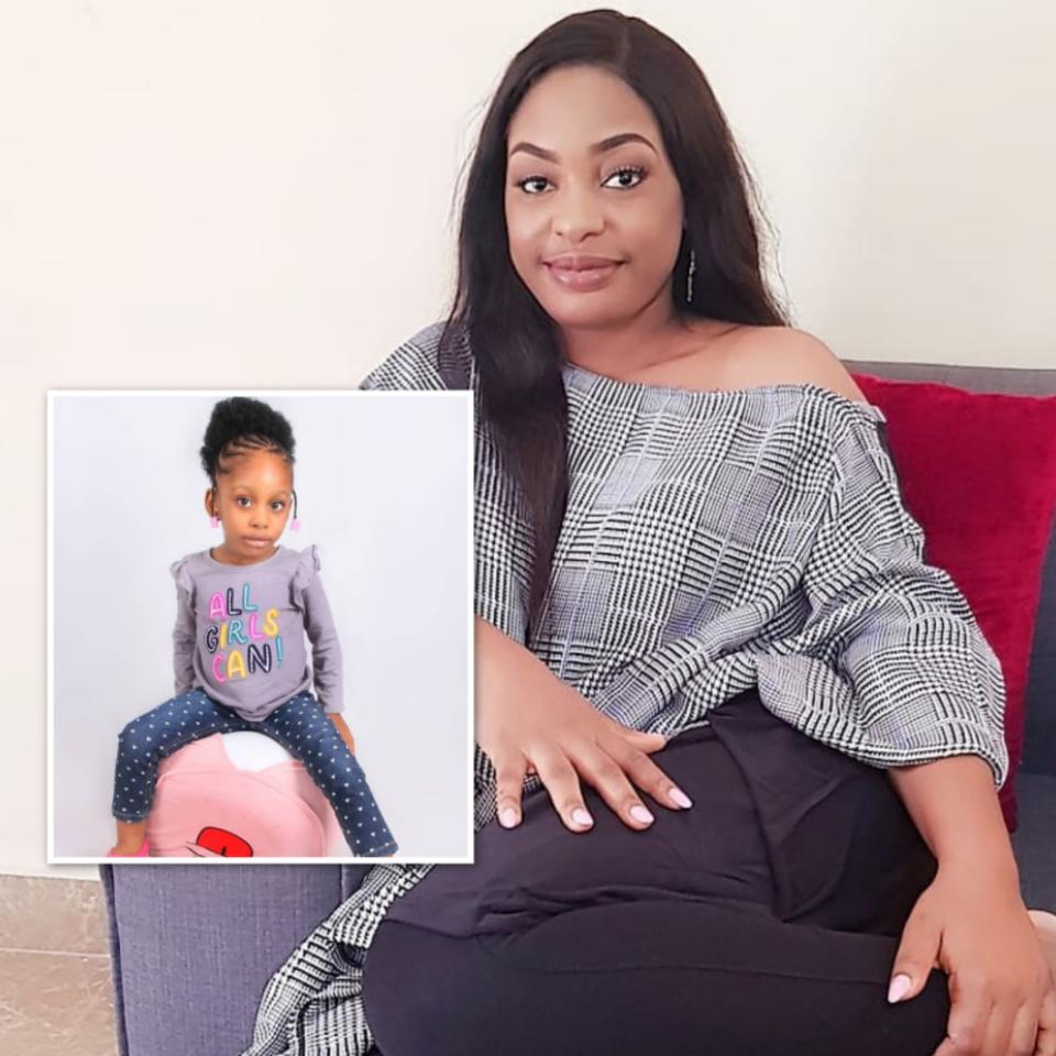 Nuella Njubigbo Chikere Celebrates Daughter Tess On Her 4th Birthday