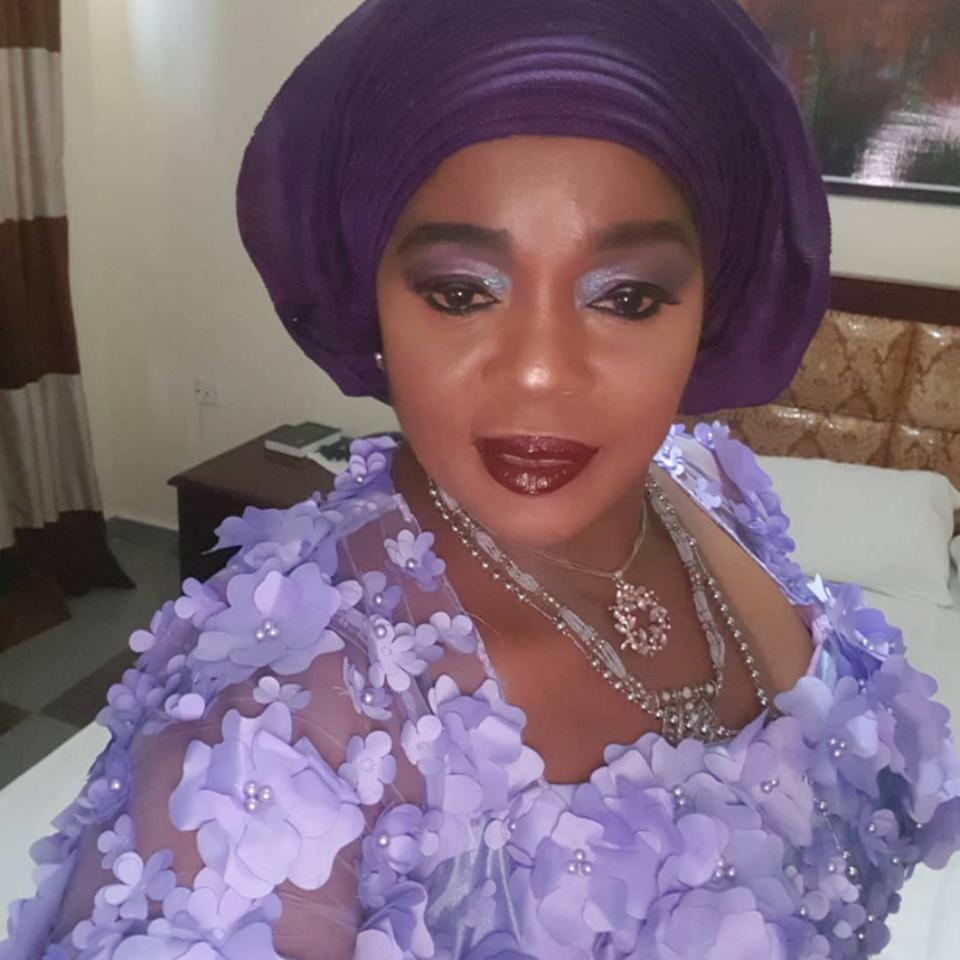 Rita Edochie Fires Back At Trolls Who Complained About Her Makeup