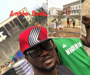 Paul Okoye Building New Mansion In Parkview