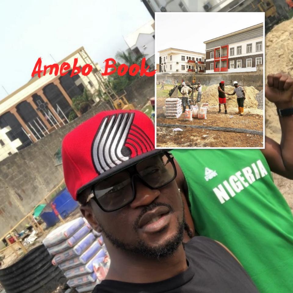 Paul Okoye Building New Mansion In Parkview