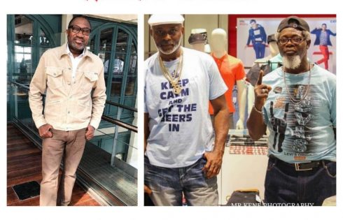 Femi Otedola Agrees To Pay ALL Of Victor Olaotan's Medical Bills