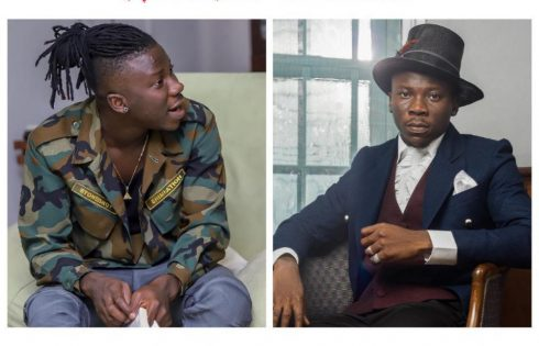 Stonebwoy Gave Himself These Military Titles