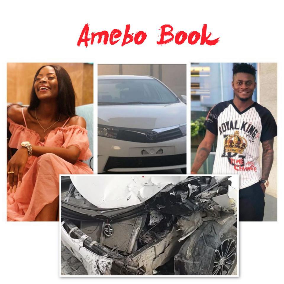 Khloe Survives Ghastly Motor Accident
