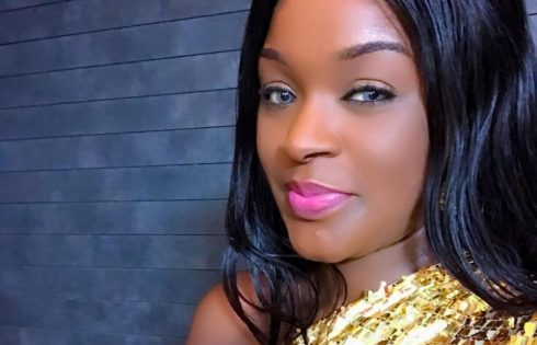 Chacha Eke Faani Stuns In Makeup-Free Photo