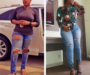 Nkechi Sunday And Abigail Nebechi On Ripped Jeans