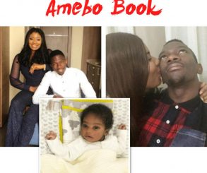 Kenneth Omeruo's Daughter Chairein