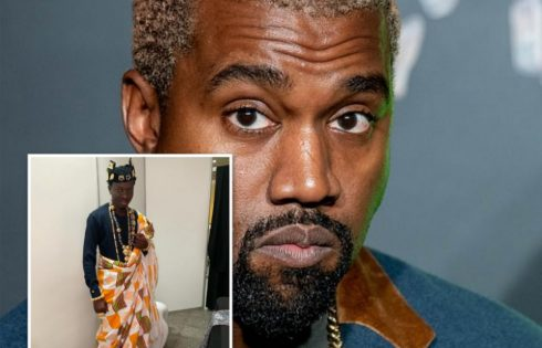 Kanye West Threatened To Have Michael Blackson Deported