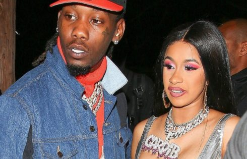 Offset Crashes Cardi B's Rolling Loud Show To Apologize
