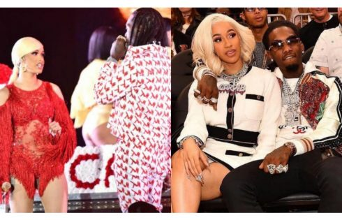Offset Explains Why He Went On Stage To Apologize To Cardi B