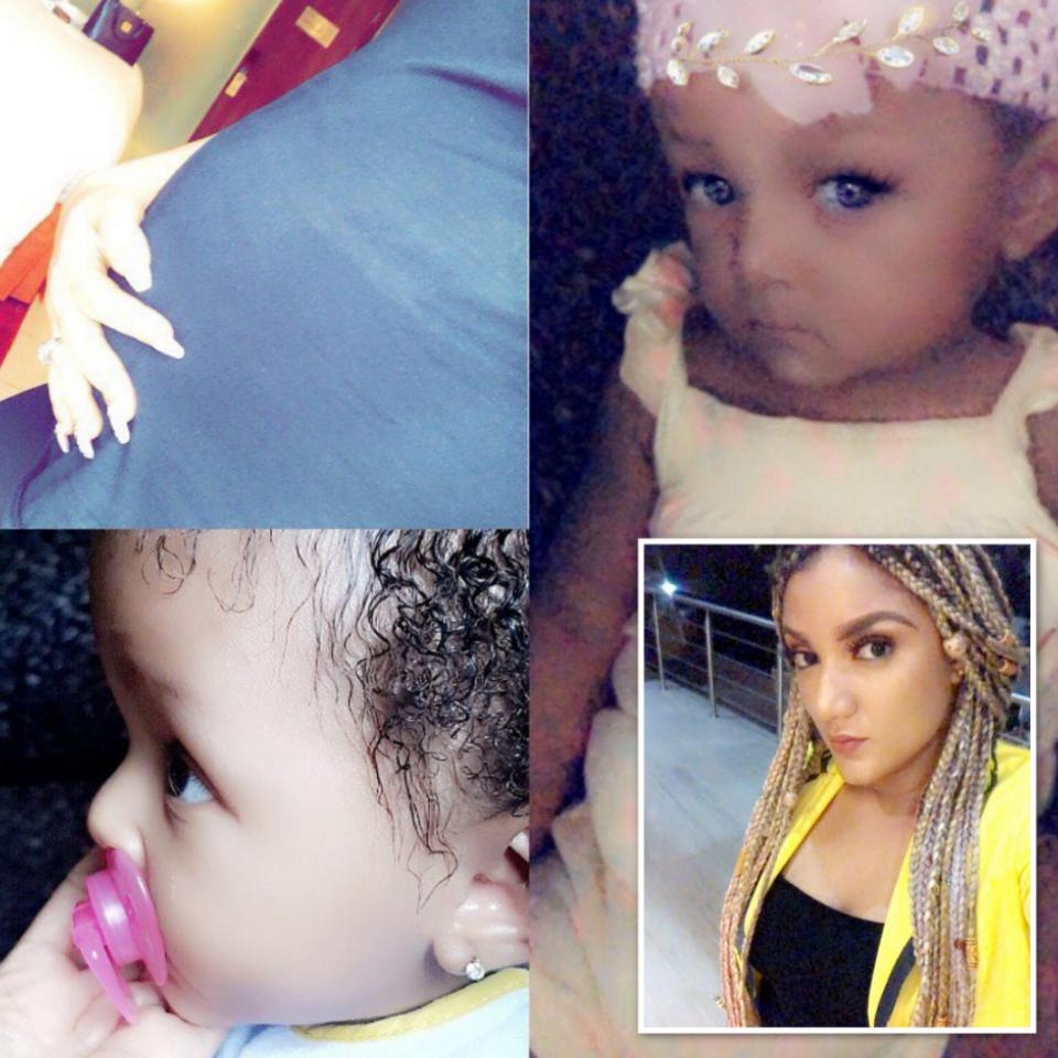 Gifty Powers Writes Lengthy First Birthday Message For Daughter