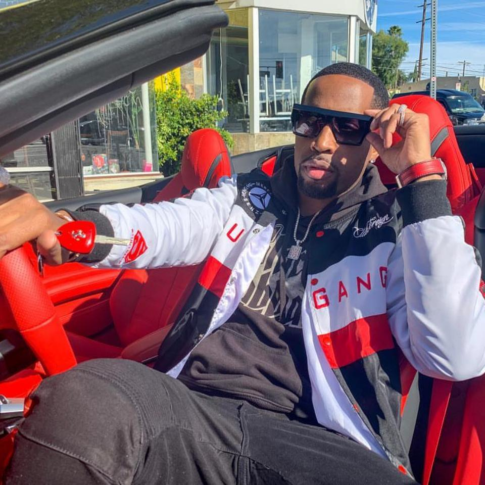 Safaree Samuels Will Consider Acting Porn For 5-10 Million