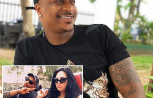 IK Ogbonna Shares Stunning Photo With His Wife