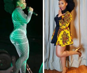 Yemi Alade Apologises For Increasing Your Ynash In Your Pictures Tweet