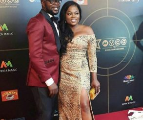 Funke Akindele Welcomes Twin Boys