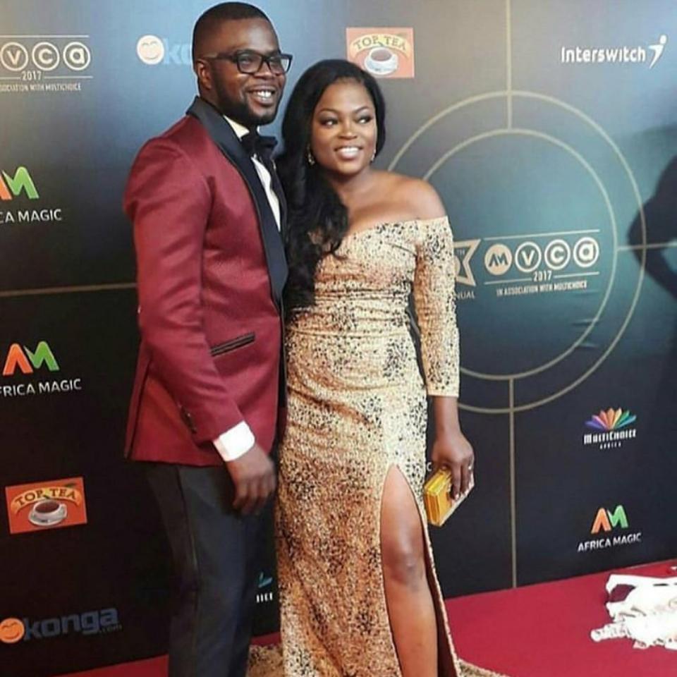 Funke Akindele Welcomes Twin Boys