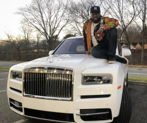 See The Rolls Royce Truck 50 Cent Just Bought