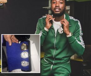 Meek Mill Left His Diamond Watches In Hotel For 5 Days