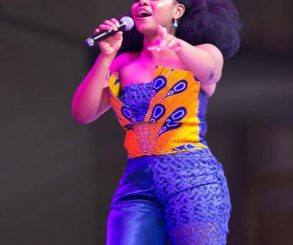 Yemi Alade Shows Off Her Massive Behind